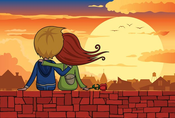 7 bước tiến tình yêu lớn mà tất cả các cặp đôi sẽ trải qua