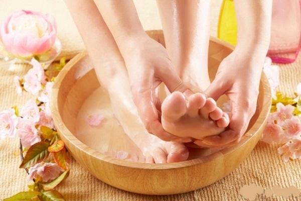 Bí kíp giúp da chân mềm mịn, trắng sáng