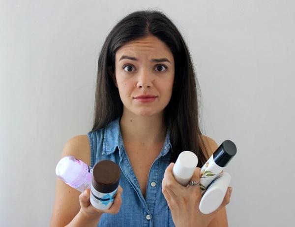 Bạn có tự tin rằng mình đã sử dụng lăn khử mùi đúng cách?