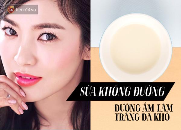 4 công thức mặt nạ phải thử ngay của Song Hye Kyo
