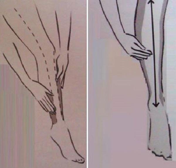 Mẹo đánh khối cho đôi chân nuột nà, thon gọn giống sao Hàn