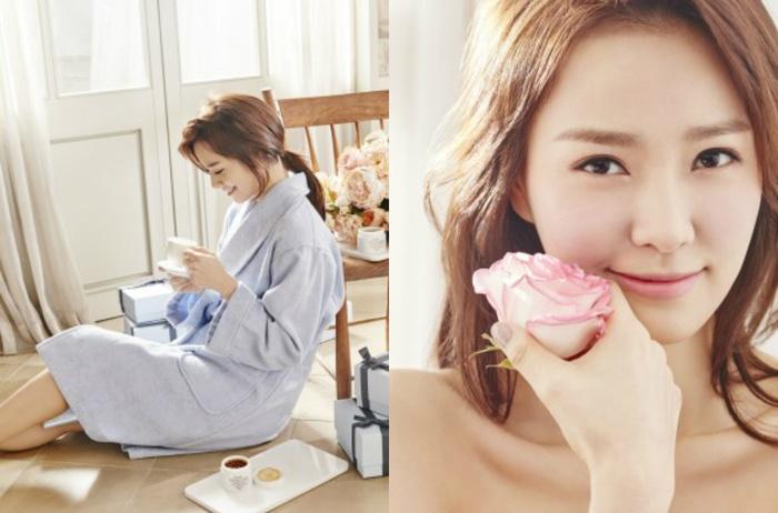Bí quyết chăm sóc da khỏe đẹp trong 10 phút của mỹ nhân Son Tae Young