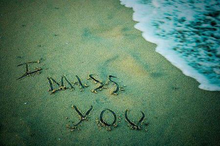 Em nhớ anh!