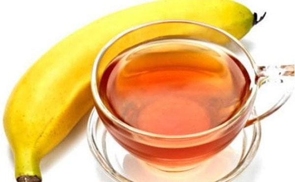 Phương pháp trà chuối luộc có thể giúp bạn chữa mất ngủ