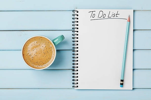 Cập nhật tin tức và lên kế hoạch làm việc cho bản thân
