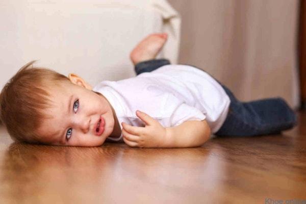 Trẻ em bị động kinh có nguy hiểm không? 2