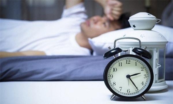 các kiểu rối loạn giấc ngủ 2