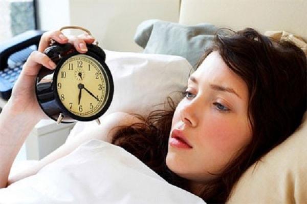 các kiểu rối loạn giấc ngủ