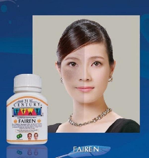 Thuốc nám Fairen rất an toàn cho cơ thể