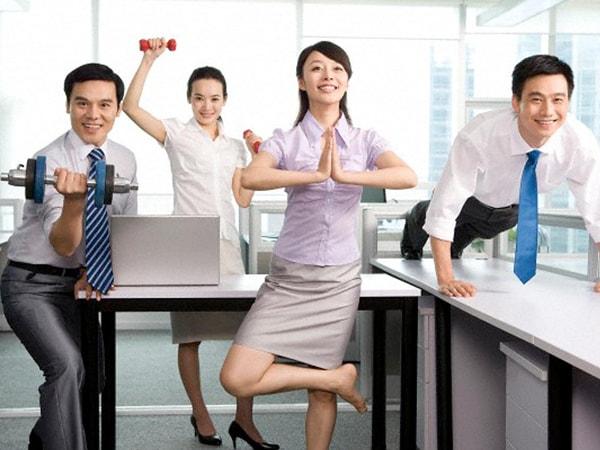 Bí quyết giúp dân văn phòng đối phó stress, mất ngủ, suy giảm trí nhớ