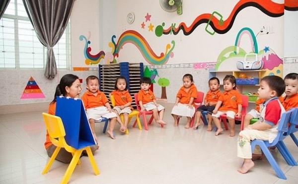 Con của bạn không phải là học sinh duy nhất trong lớp