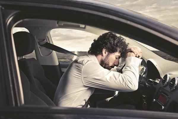 Cách khắc phục ảo giác ở tài xế đường dài 2