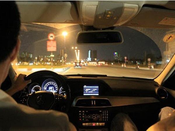 Cách khắc phục ảo giác ở tài xế đường dài
