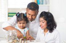 Dạy con cách tiêu tiền: 10 nguyên tắc quan trọng hàng đầu