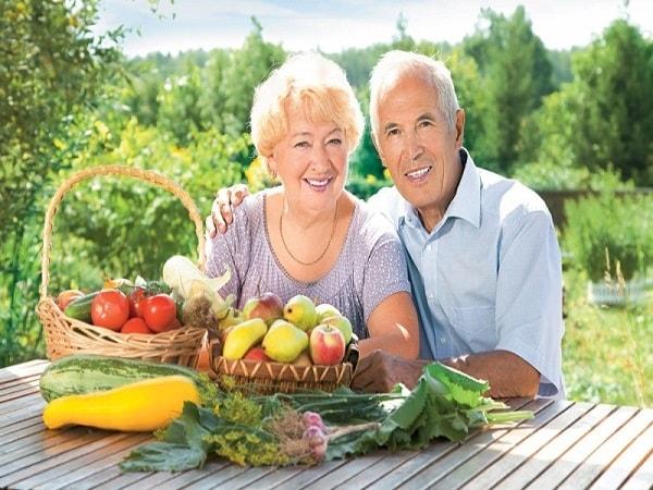 chế độ ăn cho người bị xơ vữa động mạch
