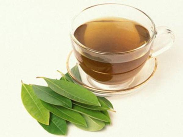 Giảm cân bằng trà lá vối