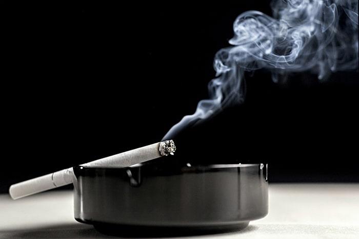 Không hít khói thuốc sẽ giúp giảm tác hại của nó