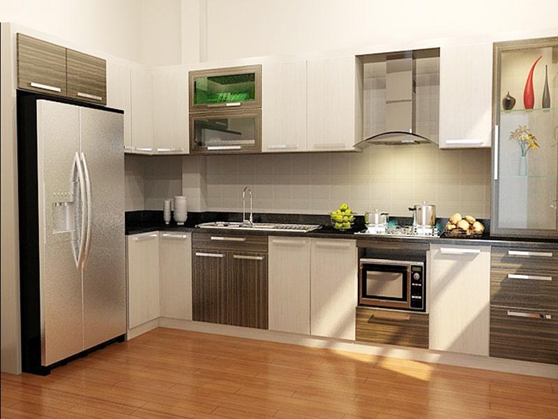 Chọn gạch ốp nhà bếp phù hợp với phong thuỷ