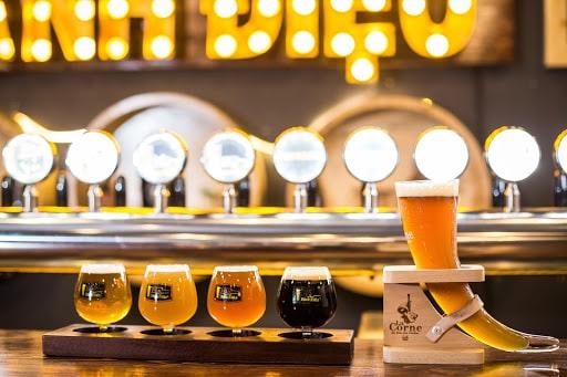 Ngoài ra bia thủ công còn có rất nhiều hương vị khác nhau