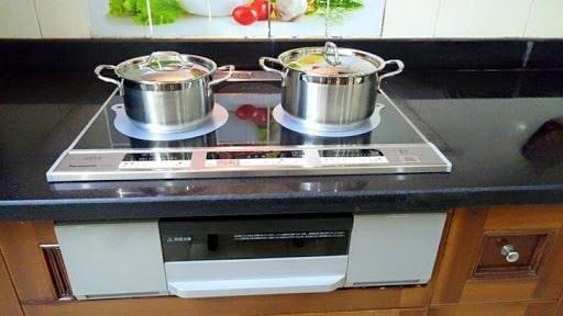 Bếp từ bảo vệ môi trường và sức khỏe cho người nấu