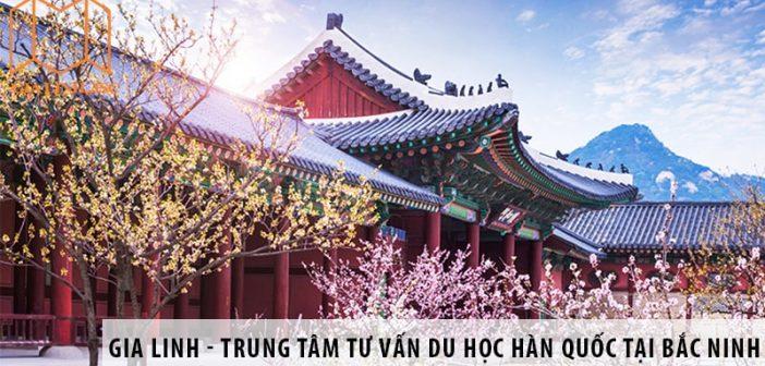 Công ty du học Gia Linh - tư vấn du học Hàn Quốc tại Bắc Ninh
