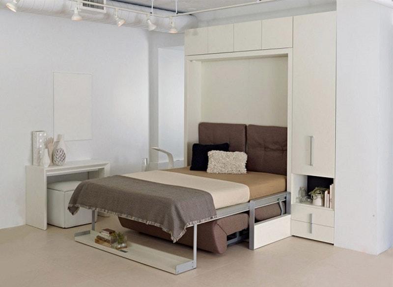 Giường xếp thông minh là sản phẩm được nhiều gia đình lựa chọn sử dụng hiện nay