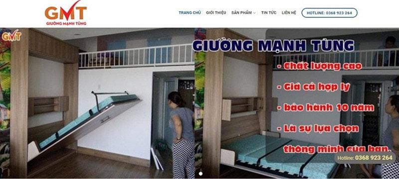 Giường Mạnh Tùng – Điểm đến mua hàng uy tín cho khách hàng