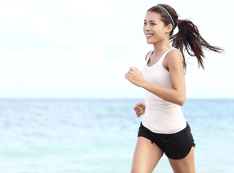 Tập thể dục đều đặn giúp tăng khả năng chuyển hóa tế bào, chống lão hóa da tuổi 40