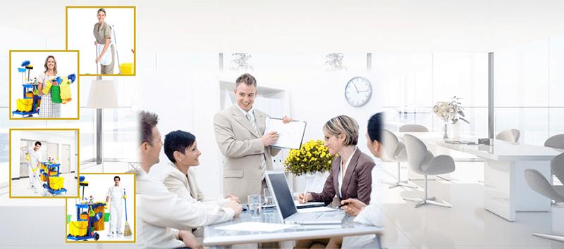 Dịch vụ tạp vụ văn phòng là gì?